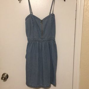 Vans denim dress